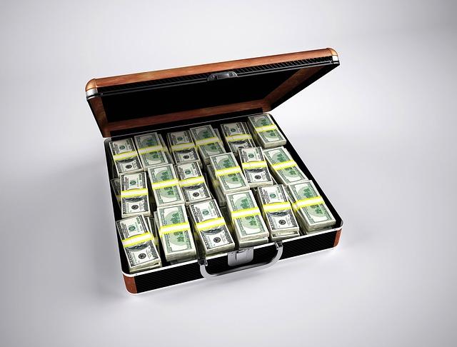bohatství v aktovce