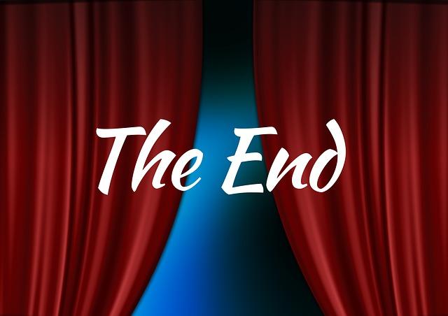 konec filmu