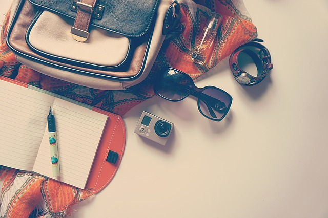 batoh cestovatelky